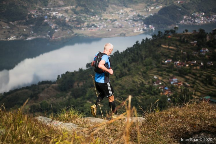 Trail Running in Pokhara - photo by Irfan Khan (www.theirfankhan.com)